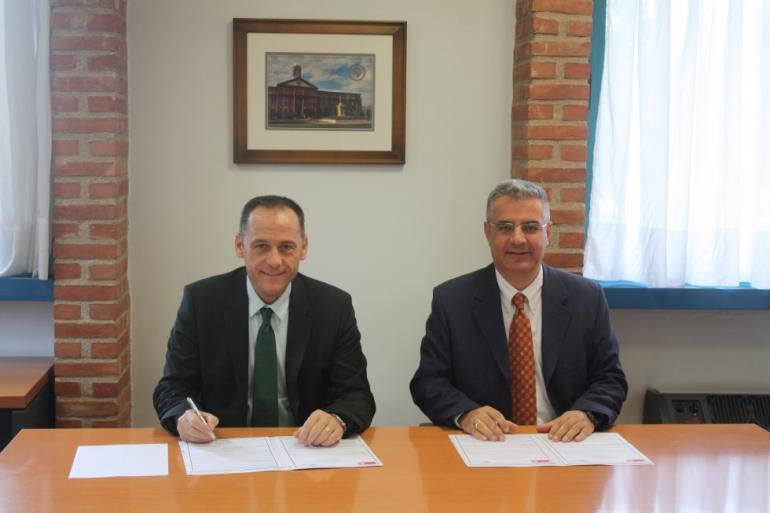 New cooperative agreements signed between ACT and STU