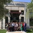 Students of the Diplomatic Academy of the Ministry of Foreign Affairs of the Republic of Serbia visit ACT