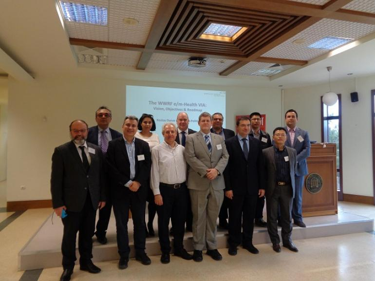 "WWRF e/m health Working Group Workshop on ""5G enabled Health Technologies and Applications"" hosted by ACT at the Bissell Library"
