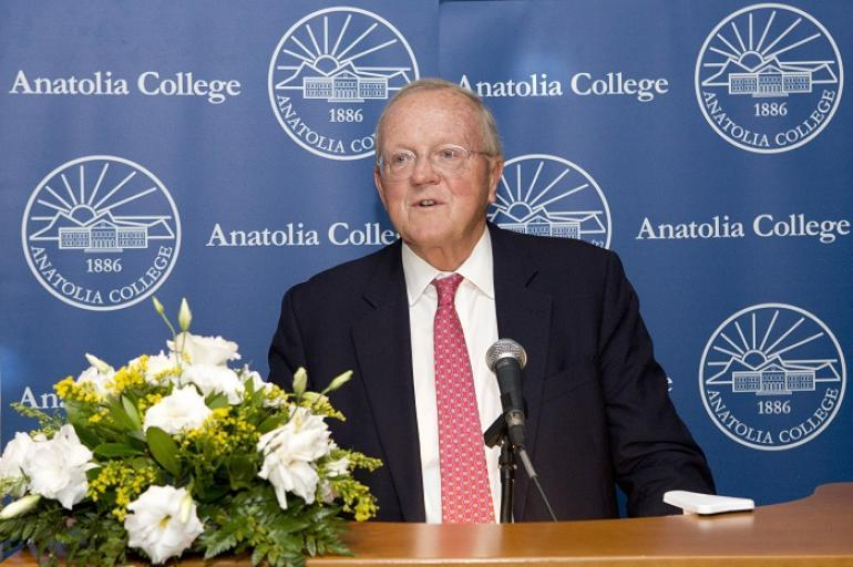 New Chair of the Anatolia College Board of Trustees