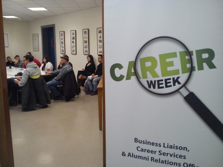 ACT Career Week 2017