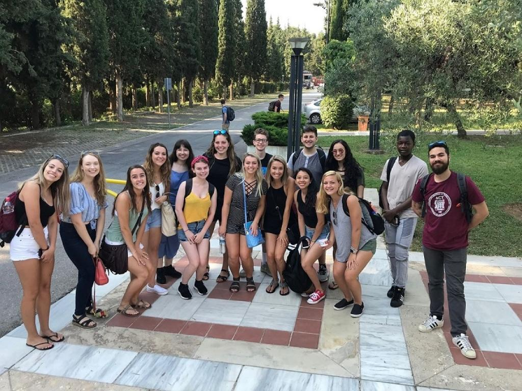 Summer 2018 at the American College of Thessaloniki