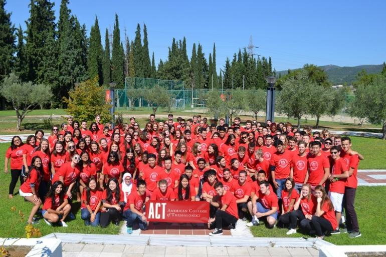 ACT welcomes Study Abroad students