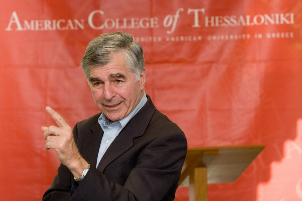 When Michael Dukakis ran for President of the United States