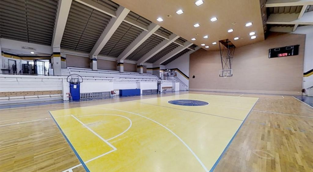 ACT Basketball Court