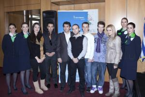 ACT Students Fly to Tirana for Free