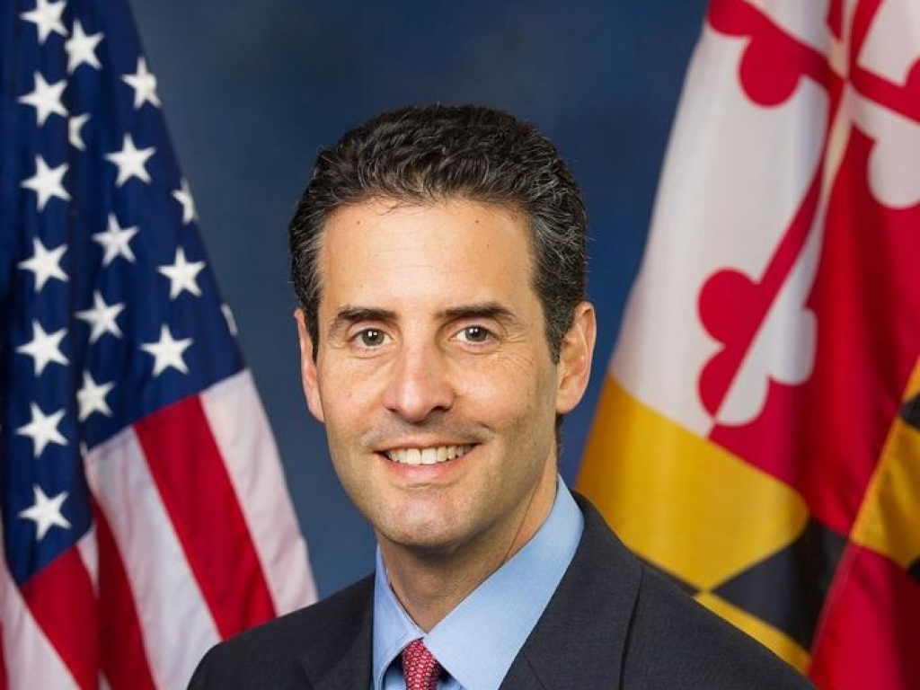 Interview with the US Congressman John Sarbanes