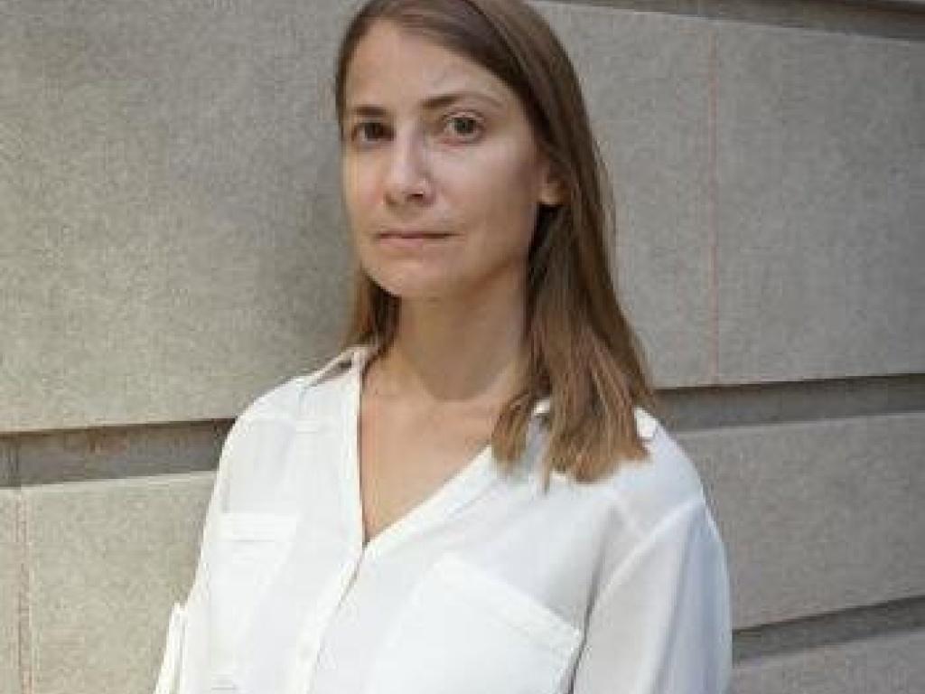 Nicole Morgret '07 reaches Capitol Hill!