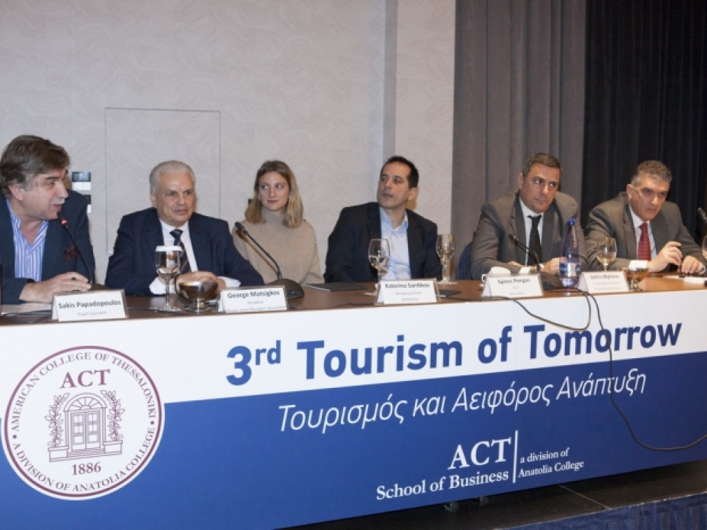 Sustainable Tourism in Greece: Issues and Challenges