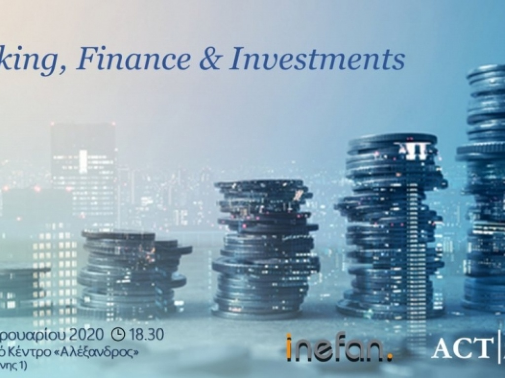 Banking, Finance and Investments
