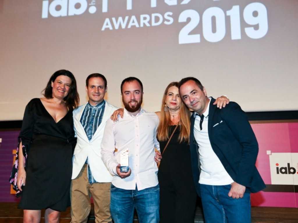 ACT's 2018 recruiting campaign awarded by IAB Hellas