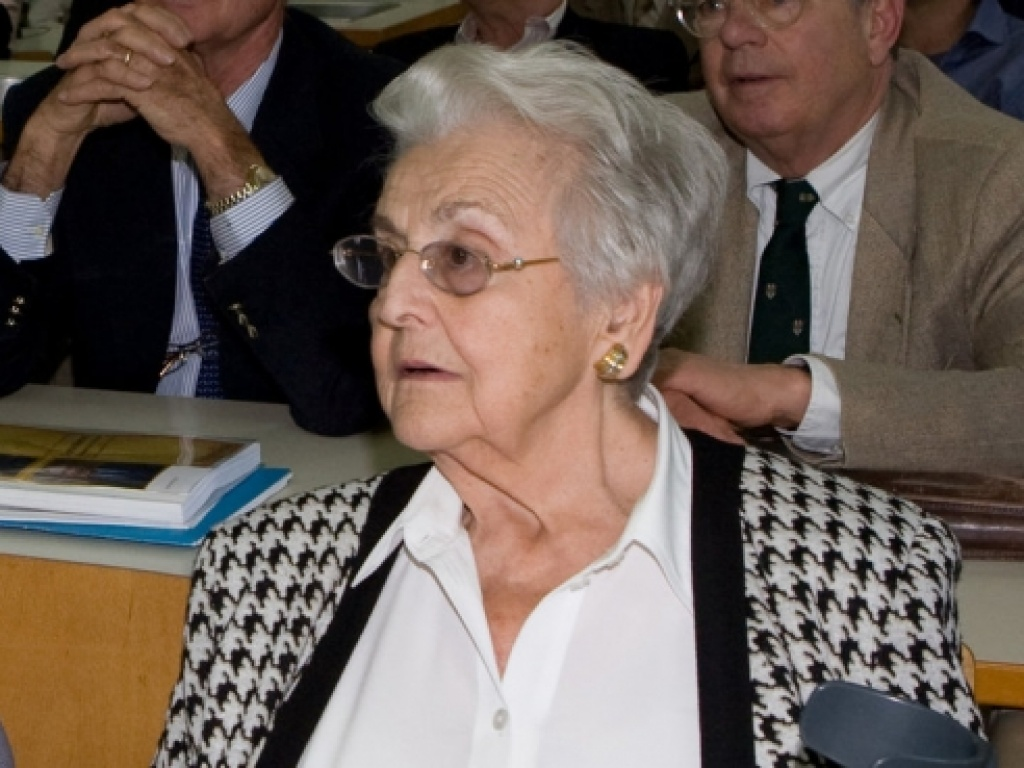 Anatolia College bids farewell to Kitty P. Kyriacopoulos