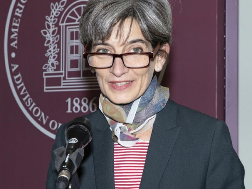 British Ambassador Kate Smith at ACT